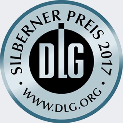 DLG Medaille Silber
